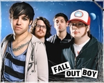 Fall Out Boy en concierto en Los Angeles, CA 2013