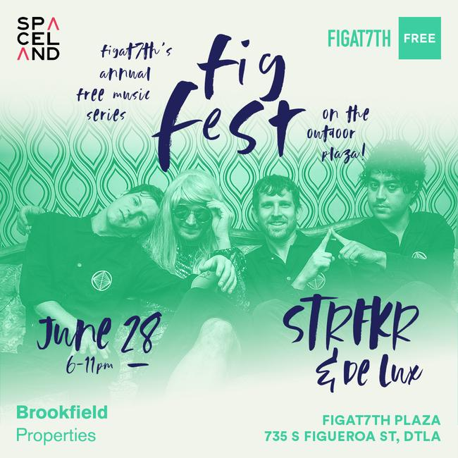 FIGFest with STRFKR and De Lux